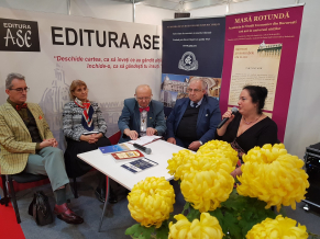 Gaudeamus Book Fair, Bucharest, 26th edition, 2019