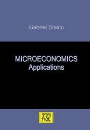 Microeconomics. Applications