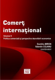 Comert international vol. II Politica comerciala si perspectiva dezvoltarii economice