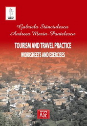 Tourism and travel practice. Worksheets and exercises