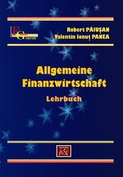 Allgemeine Finanzwirtschaft