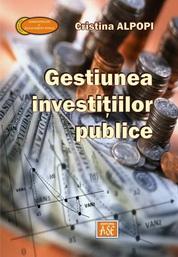 Gestiunea investitiilor publice