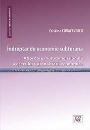 Indreptar de economie subterana. Abordare multidimensionala a esecului rationalitatii economice