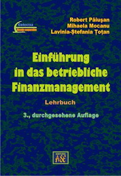 Einführung in das betriebliche Finanzmanagement (Introducere în managementul financiar al întreprinderii)