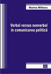 Verbal versus nonverbal in comunicarea politica