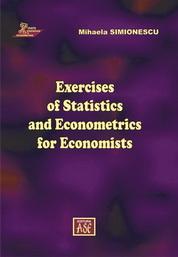 Exercises of statistics and econometrics for economists