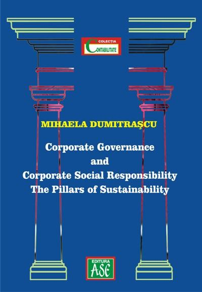 Corporate governance and corporate social responsibility, the pillars of sustainability