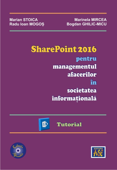 SharePoint 2016 for Business Management in the Information Society. Tutorial