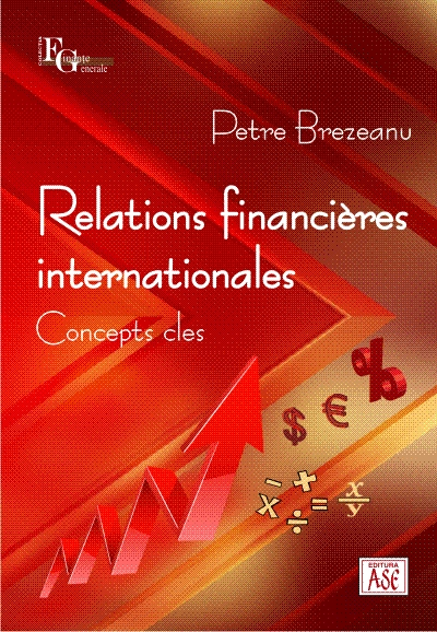 International financial relations. Key concepts