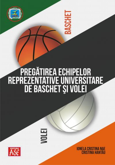 Training for academic representative teams basketball and volleyball