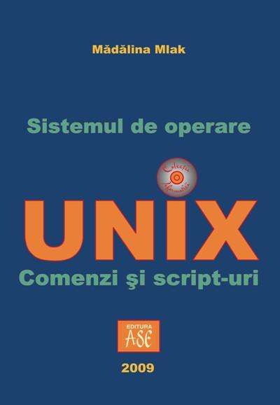 UNIX operating system: commands and scripts