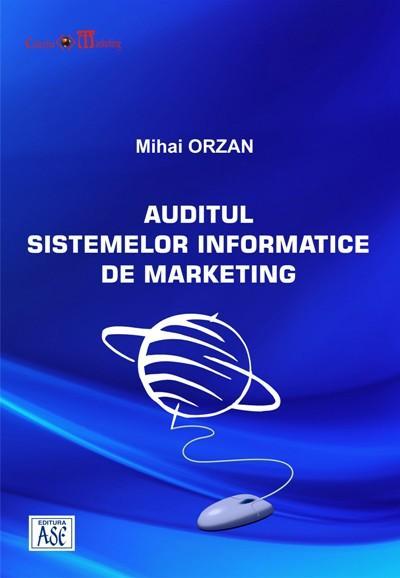 Auditul sistemelor informatice de marketing