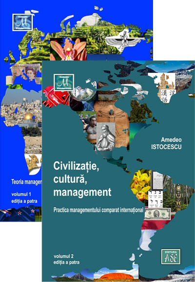 Civilization, culture, management. Volume 1: International compared management theory, Volume 2: International compared management practice