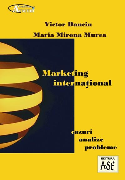 International Marketing. Cases, analysis, problems