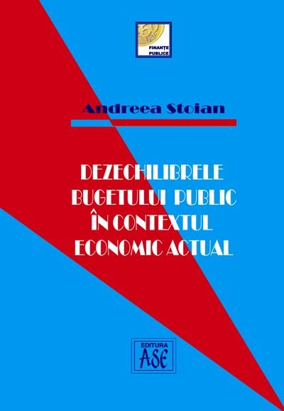 Public budget imbalances in the current economic context