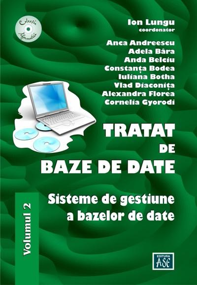Tratat de baze de date, vol. 2