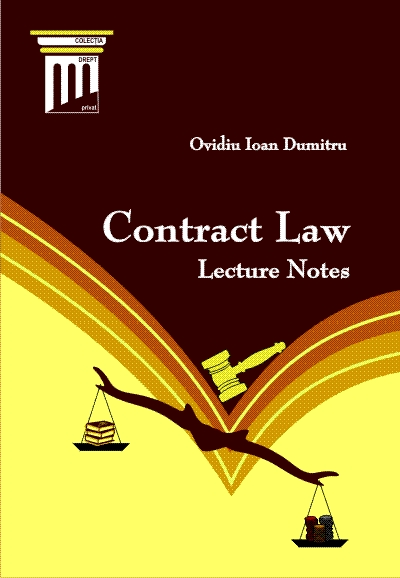Contract Law. Lecture Notes