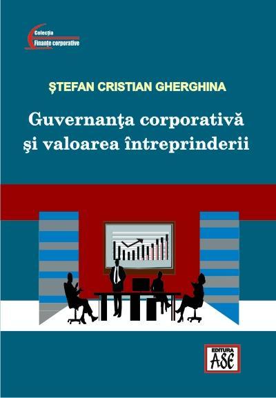 Guvernanta corporativa si valoarea intreprinderii