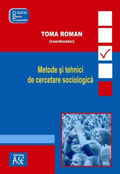 Metode si tehnici de cercetare sociologica