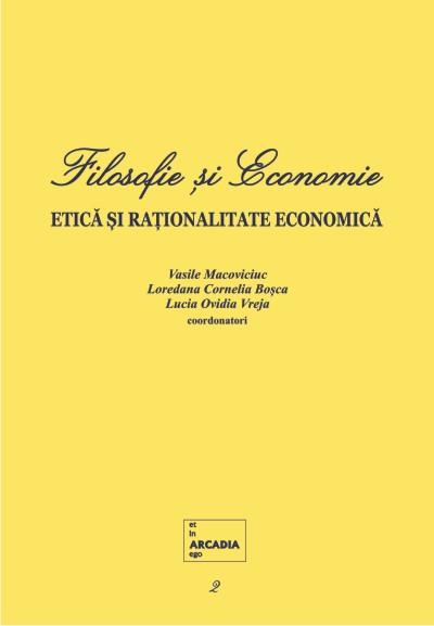Philosophy and Economics. Ethics and Economic Rationality