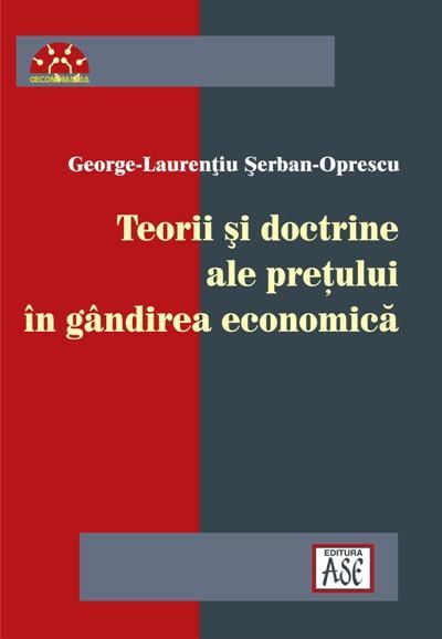 Teorii si doctrine ale pretului in gandirea economica