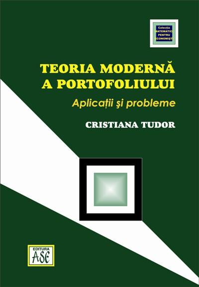 Modern Portfolio Theory. Applications and problems