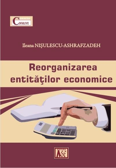 Reorganization of economic entities