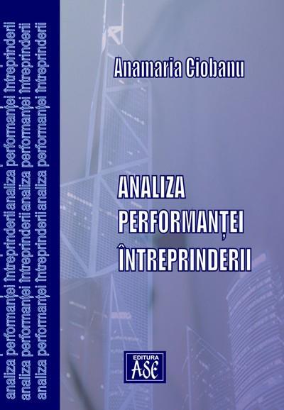 Analiza performantei intreprinderii