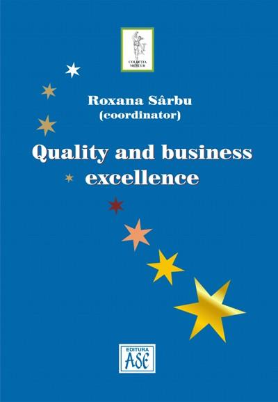 Quality and Business Excellence