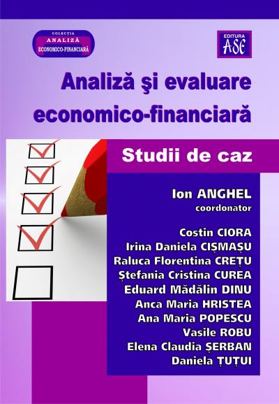 Economic and financial analysis and valuation. Case studies