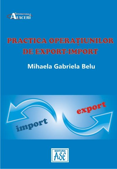 The practice of export-import operations