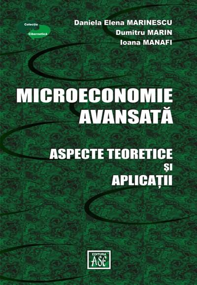 Advanced Microeconomics. Theoretical aspects and applications