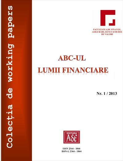 ABC-ul LUMII FINANCIARE. The working papers colection