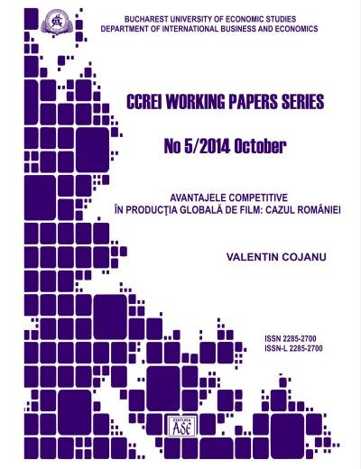 CCREI Working Papers Series
